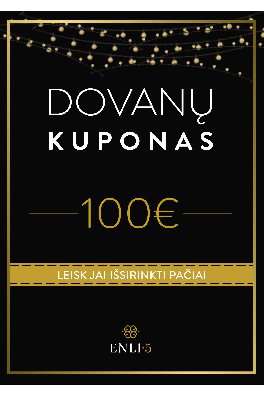 100€ Dovanų kuponas