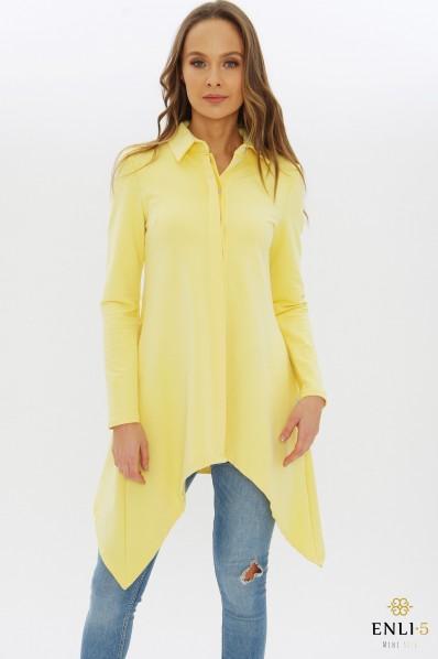 Geltoni marškiniai | Geltona tunika