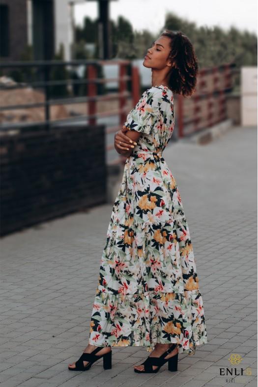 Vasarinė ilga suknelė IEVA