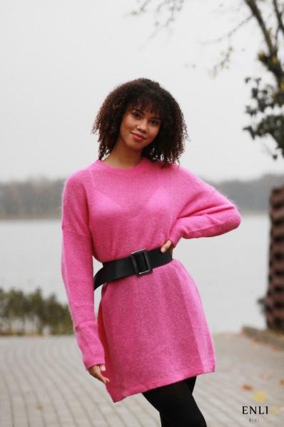 Purpurinis megztinis/tunika